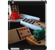 Mexican Train Dominoes iPad Case/Skin