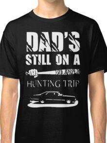 TWD/SPN - Negan/John Winchester's Hunt Trip Classic T-Shirt