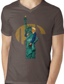 'Merica! Mens V-Neck T-Shirt