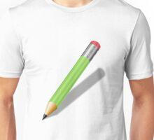 Short Realistic Pencil Unisex T-Shirt