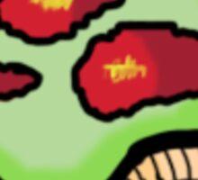Metroid Sticker
