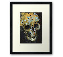 Death's Head Framed Print