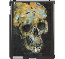 Death's Head iPad Case/Skin