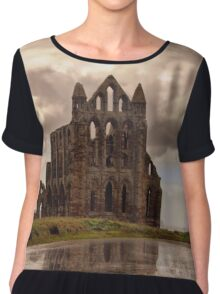 Reflections of Whitby Chiffon Top
