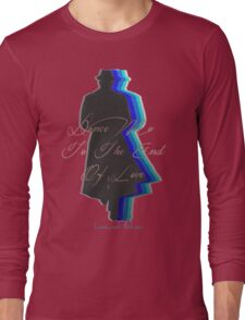 Dance Me to the End of Love, Leonard Cohen  Long Sleeve T-Shirt