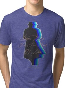 Dance Me to the End of Love, Leonard Cohen  Tri-blend T-Shirt