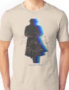 Dance Me to the End of Love, Leonard Cohen  Unisex T-Shirt
