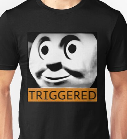 Thomas the Train (TRIGGERED) Unisex T-Shirt