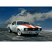 1969 Chevrolet Camaro SS LS1 Photographic Print