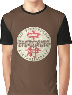 Firefly Big Damn Heroes Graphic T-Shirt