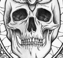 Skull II Sticker