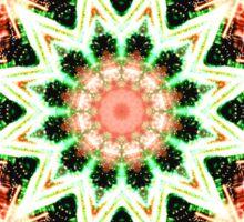 Firework Kaleidoscope 2 Sticker