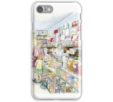 Lolly shop Candy Store Sweet shop iPhone Case/Skin