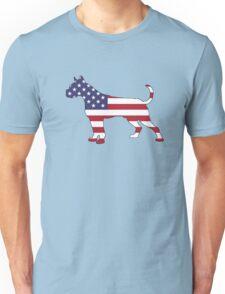 American Flag – Boxer Unisex T-Shirt
