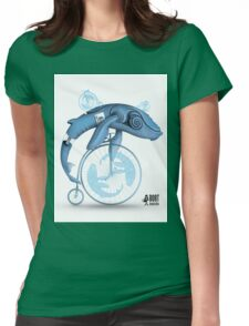 WhaloBike Womens Fitted T-Shirt