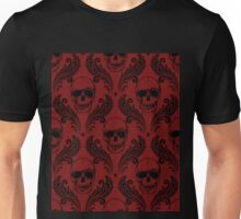 Skull Flock Unisex T-Shirt