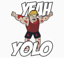 "NEW* YOLO MERCHANDISE – ""YEAH YOLO"" by ShadowGaming"