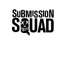 Submission Squad (Brazilian Jiu Jitsu / BJJ) Photographic Print