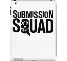 Submission Squad (Brazilian Jiu Jitsu / BJJ) iPad Case/Skin