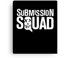 Submission Squad (Brazilian Jiu Jitsu / BJJ) Canvas Print