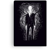 The Slender Man Canvas Print