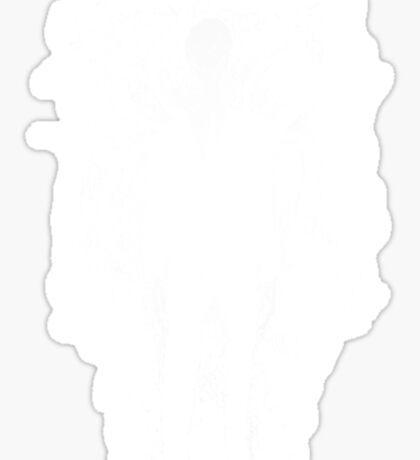 The Slender Man Sticker