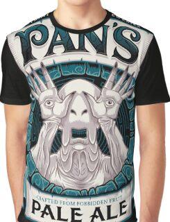 Pan's Pale Ale (variant) Graphic T-Shirt