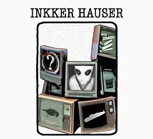 Inkker Hauser (on white) Unisex T-Shirt