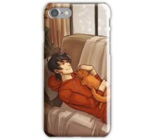 Keith and Sir Fluff iPhone Case/Skin