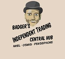 Badger's Independent Trading Womens Fitted T-Shirt