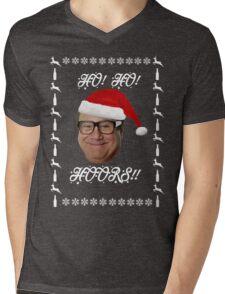 Ho! Ho! Hoors! Mens V-Neck T-Shirt