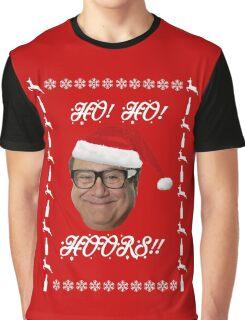 Ho! Ho! Hoors! Graphic T-Shirt