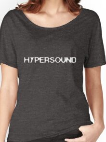 HyperSound Podcast [Invert] Women's Relaxed Fit T-Shirt