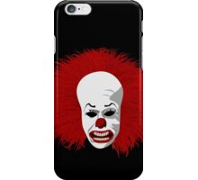 Sinister Clown iPhone Case/Skin