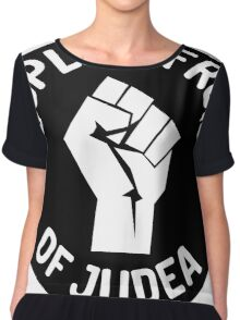 peoples front of judea Chiffon Top