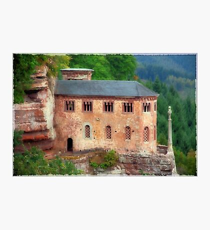 die klause Photographic Print