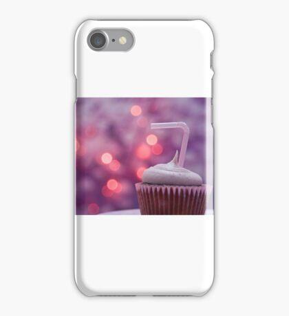 Milkshake Cupcake iPhone Case/Skin