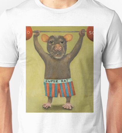Super Rat Unisex T-Shirt