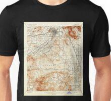 USGS TOPO Map California CA Riverside 298782 1901 62500 geo Unisex T-Shirt