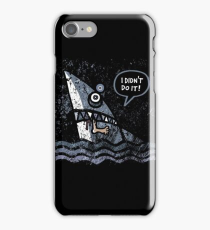 Plausibility iPhone Case/Skin