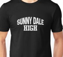 Sunnydale High white Unisex T-Shirt