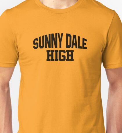 Sunnydale High black Unisex T-Shirt