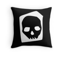 Goonies Skull Throw Pillow