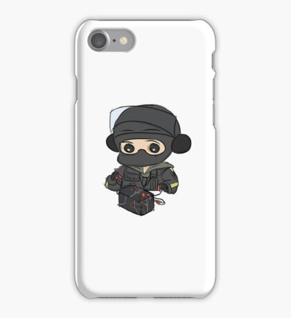Lil' Bandit iPhone Case/Skin