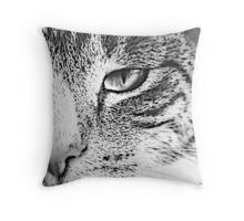 I've Got My Eye On You Throw Pillow