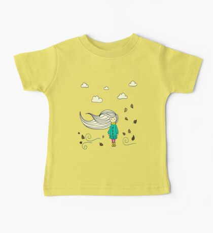 Cute Lovely Beautiful Girl Baby Tee