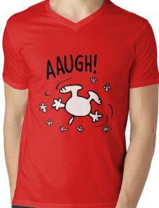 snoopy fall Mens V-Neck T-Shirt