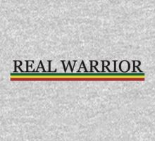 REAL WARRIOR by Indayahlove