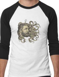 Poseidon Men's Baseball ¾ T-Shirt