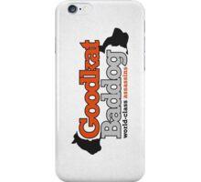 Goodkat & Baddog (Lucky Number Slevin) iPhone Case/Skin